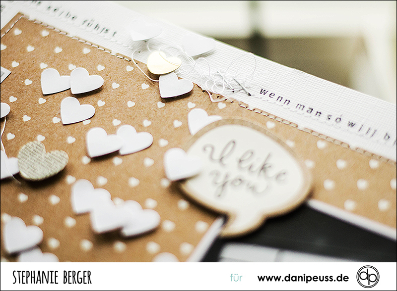 Stephanie Berger - Scrapbooking - Dani Peuss - Jumpstart
