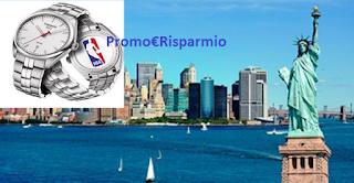 Logo Concorso Tissot: vinci orologi e un viaggio a New York