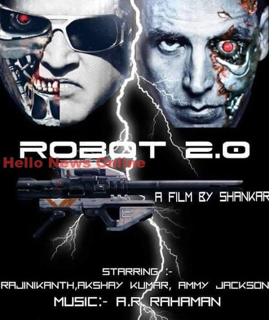 First Look at Robot sequel