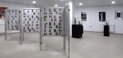 Exposición de Santa Bárbara en el CEMM-Pozo Sotón