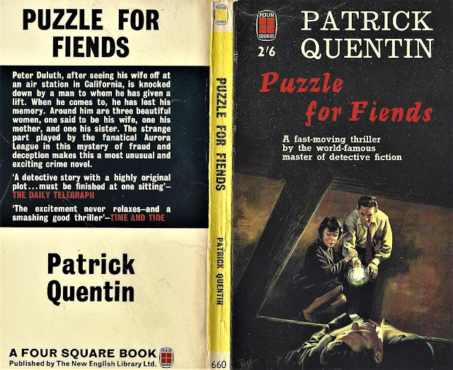 The Hitchhiker's Guide to Calamity: The Possible Genesis of Patrick Quentin's Puzzle for Fiends (1946)