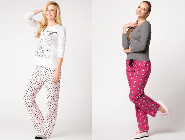 hediyelik bayan pijama modelleri