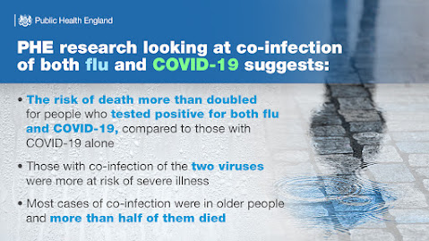 If you are entitled to a flu immunisation, get it booked.