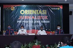 Media Harian7.com Gandeng PWI Jateng Gelar Orientasi Kewartawanan, Ini Pesan Amir Machmud NS