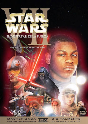 Star Wars: Episode VII – The Force Awakens [2015] [DVDR] [R1] [Latino]