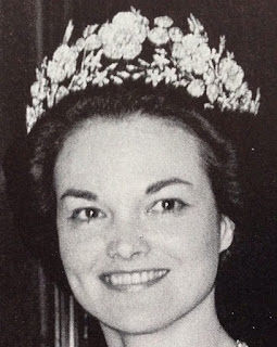 Diamond Floral Tiara Duchess of Bedford Fossin Henrietta Russell