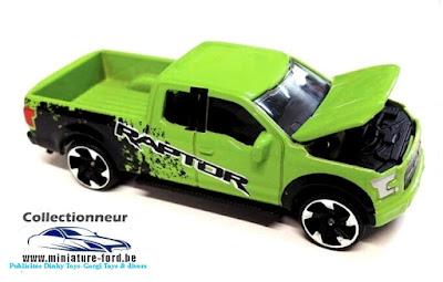 Majorette, Ford Raptor