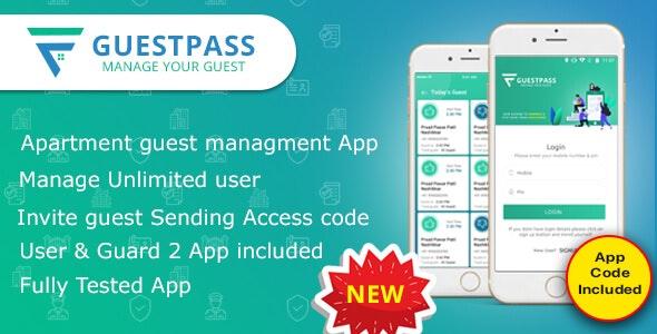 Download GuestPass - Apartment Guest Managment App