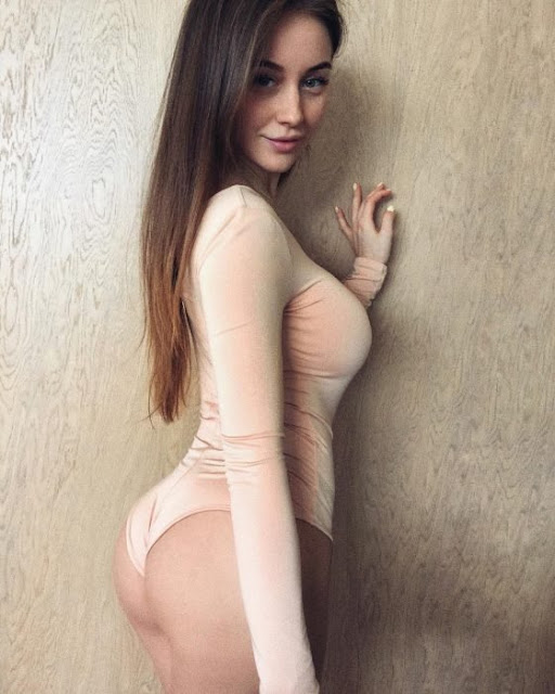 Olga Chocolate, la increíble abogada rusa y ahora modelo que está incendiando Instagram