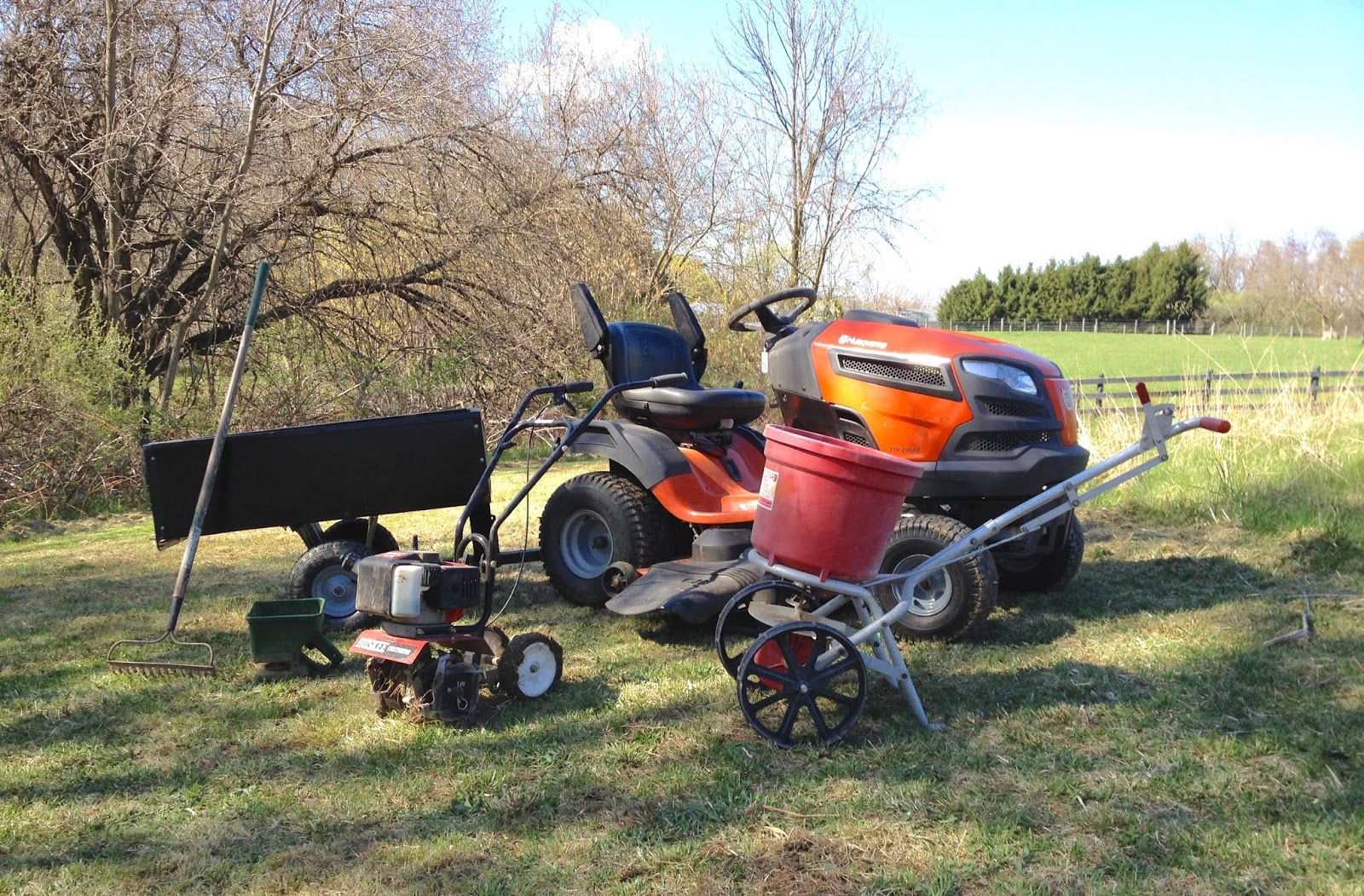 Natural Pursuit Outdoors Blog Lawn And Garden Food Plots