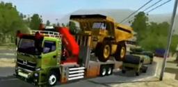 Mod Truck Hino 500 Muatan Berat adt