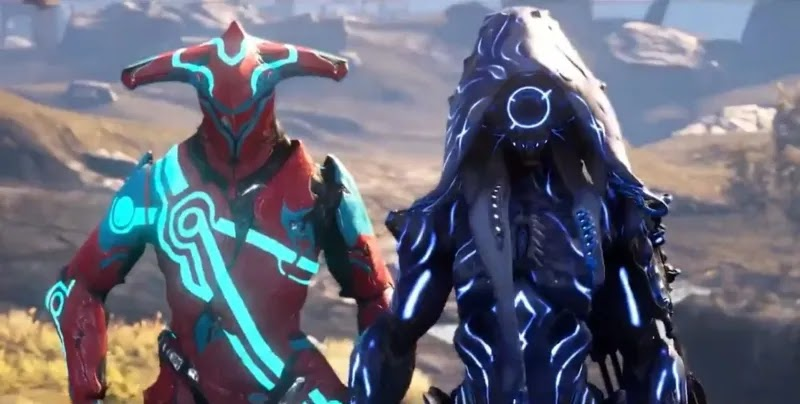 Warframe will receive a mobile version and crossplay with all platforms; New War trailer and gameplay