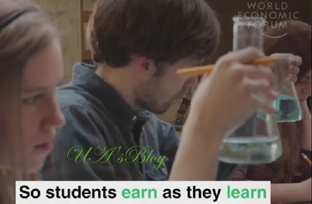 VIDEO: This Country Pays Students $1000 A Month To Go To University