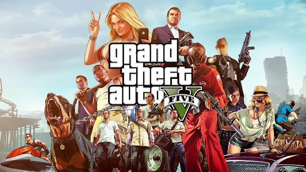 Download GTA 5 For PC 2021 [LATEST VERSION]