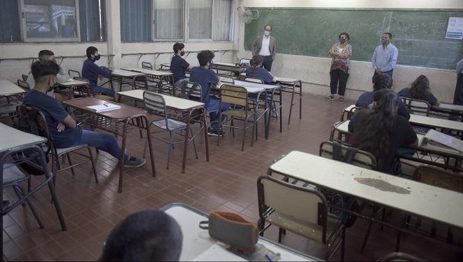 Mendoza: Desde el Gobierno aseguraron que el Ciclo Lectivo 2021 arrancó con alto presentismo docente