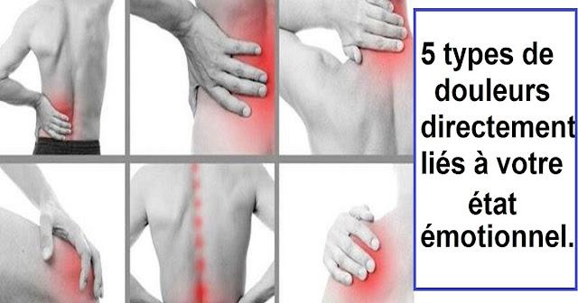 5-types-de-douleurs-directement-liés-à-votre-état-émotionnel
