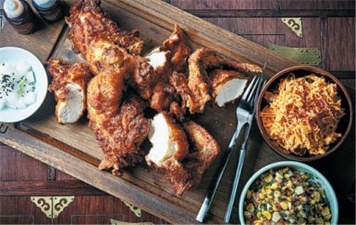 Fried chicken in HK spotlight for New Year