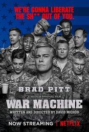 Watch War Machine Online Free 2017 Putlocker