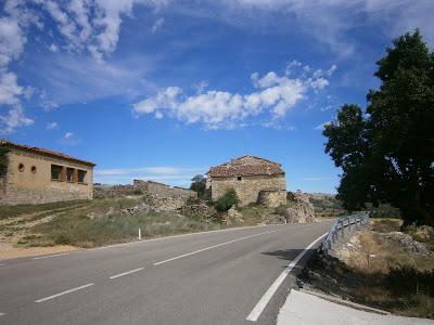 Edificaciones del Cañigral (Albarracín)