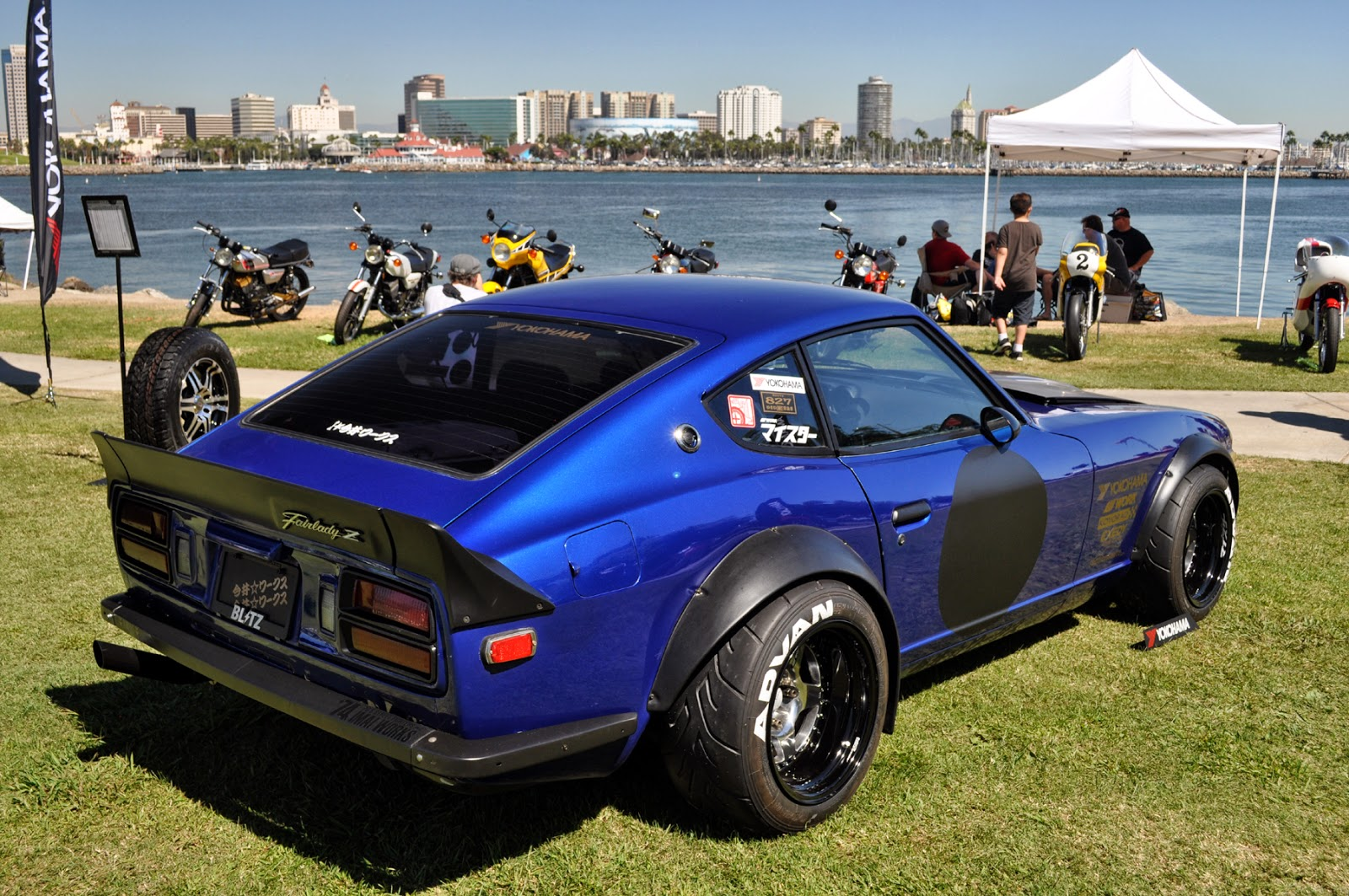 Just A Car Guy: Sports Cars At The Japanese Classic Car Show