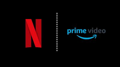 Amazon Prime y Netflix