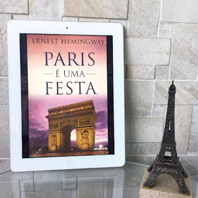 Paris É Uma Festa de Ernest Hemingway