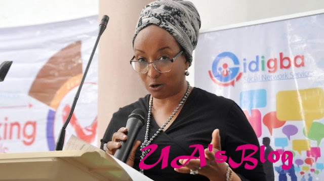 You spoke without having knowledge of SIP, Maryam Uwais replies Buhari's wife