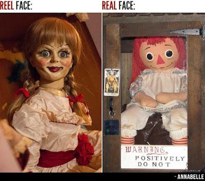 दुनिया की सबसे खतरनाक 6+ श्रापित गुड़िया vs Annabelle Doll
