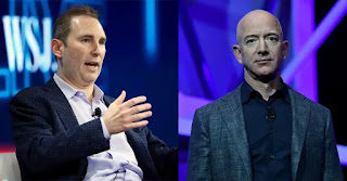 Andy Jassy takes over as CEO of Amazon in place of Jeff Bezos