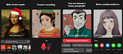 تطبيقين من اندرويد  تجعل صورتك تتكلم!