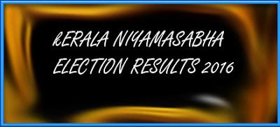 Kerala Niyamasabha election 2016 Results