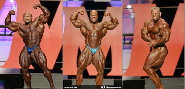 phil heath together with kai greene fight essay
