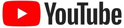 YouTube text logo