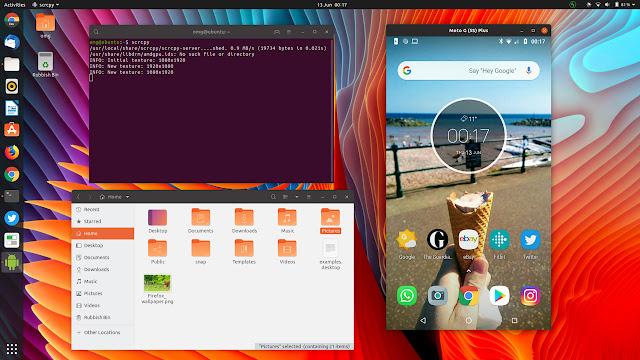 Install Aplikasi Android di Ubuntu
