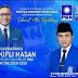 Ketua DPD PAN Kerinci Ucapkan Selamat Atas Terpilihnya Zulkifli Hasan Menjadi Ketua UMUM PAN