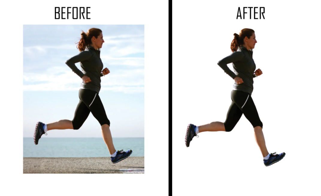 Background Remove with sample