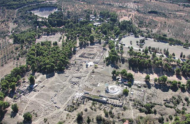 Η Επίδαυρος σταθερά στους πρώτους  σε επισκεψιμότητα αρχαιολογικούς χώρους