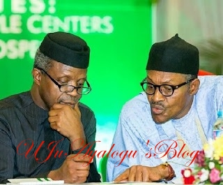 US, UK REACT TO BUHARI'S MEDICAL LEAVE, SPEAK ABOUT OSINBAJO AS ACTING PRESIDENT US