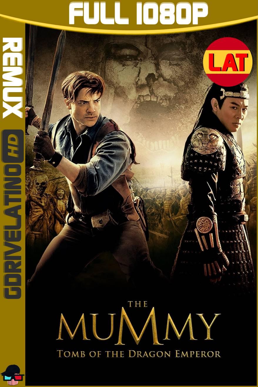 La Momia: La Tumba del Emperador Dragón (2008) BDRemux 1080p Latino-Ingles MKV