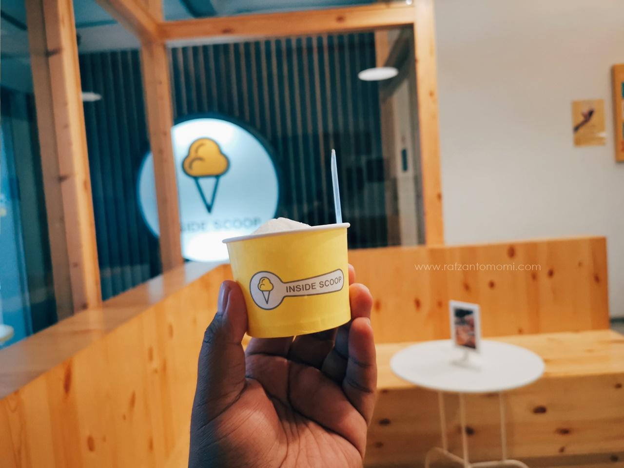 White Rabbit Ice Cream by Inside Scoop