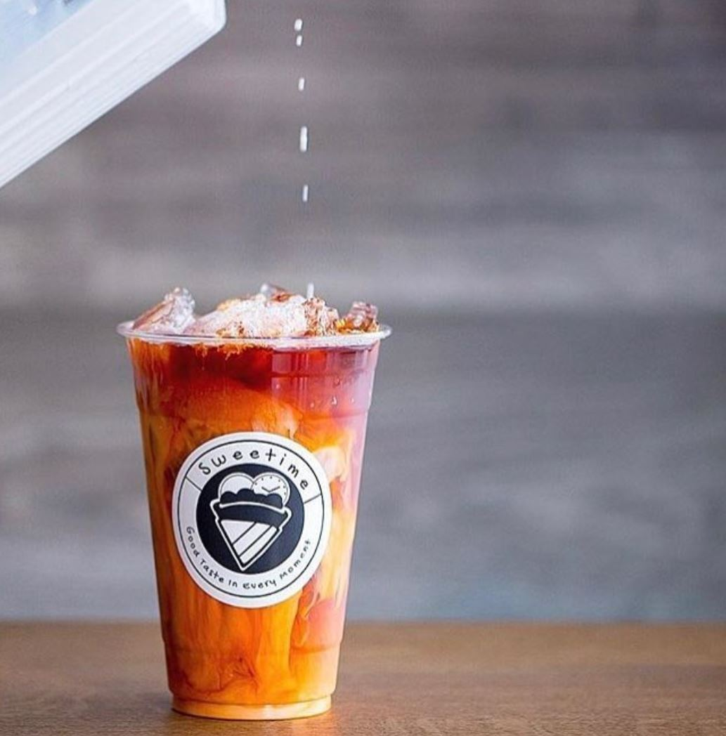 All March   Popular Drinks Just $2.75 @ Sweetime in Garden Grove