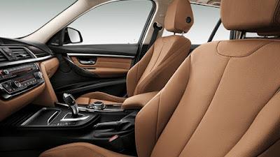 Next Gen 2018 BMW 3 Series seat Hd Pictures