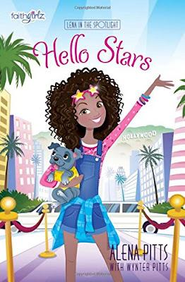 Hello Stars (Lena In the Spotlight #1) by Alena Pitts
