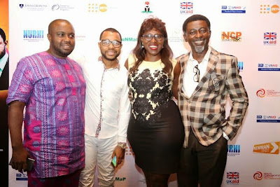18 See all the fun & celebs at the Newman Street season2 launch