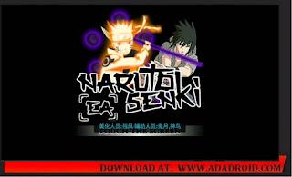 Naruto Senki [E∆] Mod Apk by Ezra Alfa