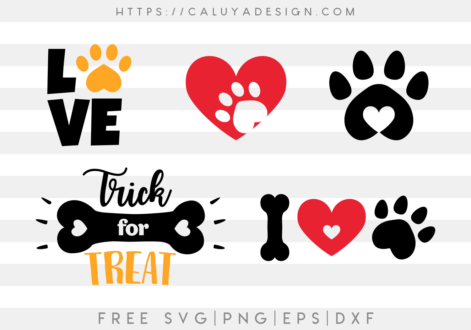 Where To Find Free Pet Themed Svgs