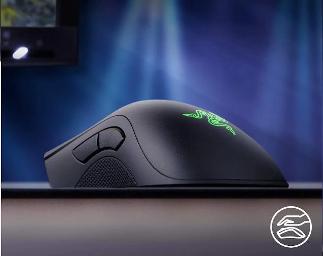 Gaming Mouse, Razer DeathAdder 16,000 DPI Review