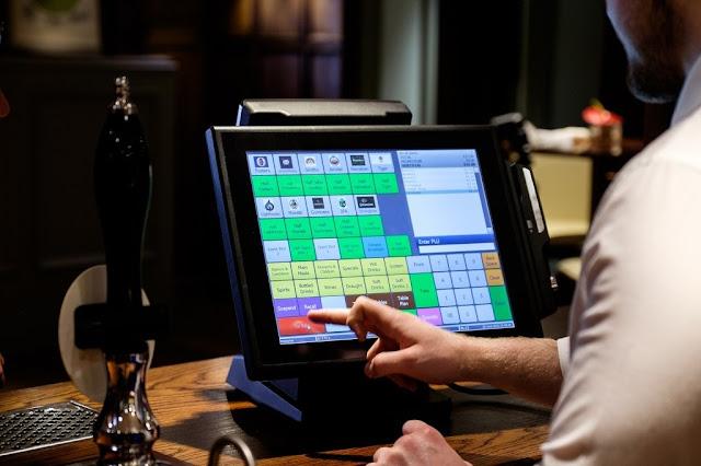 Electronic Merchant system