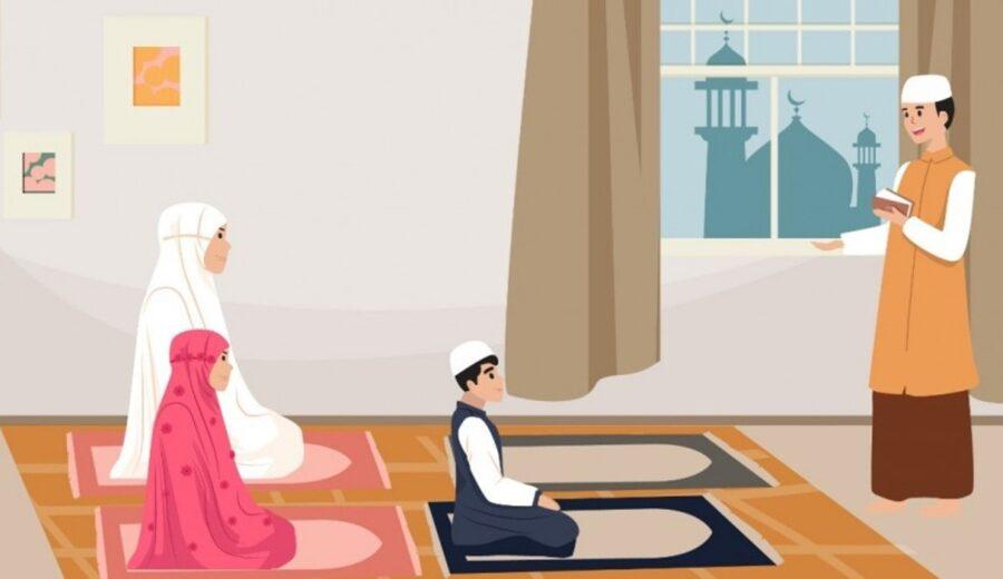 Cara Sholat Idul Adha di Rumah