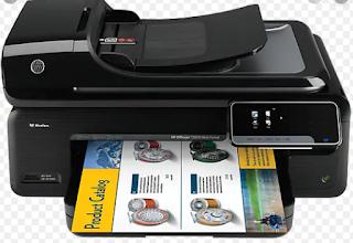 HP Officejet 7500A está calificado por Energy Star porque esta impresora puede ahorrar hasta un 40% en uso de electricidad en comparación con otras impresoras de la misma clase
